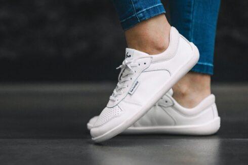 Barefoot Sneakers - Be Lenka Champ - White - 4