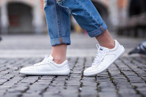 Barefoot Sneakers - Be Lenka Champ - White - 1