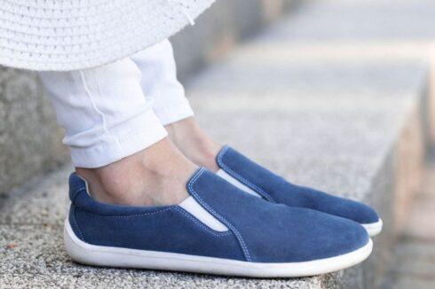 Barefoot Sneakers - Be Lenka Eazy - Navy - 1