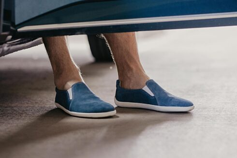 Barefoot Sneakers - Be Lenka Eazy - Navy - 5
