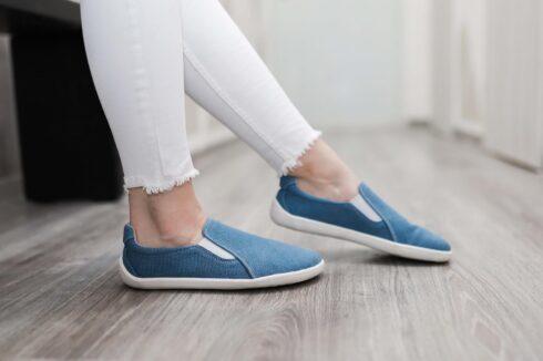 Barefoot Sneakers - Be Lenka Eazy - Vegan - Blue - 2