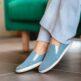 Barefoot Sneakers - Be Lenka Eazy - Vegan - Blue - 4
