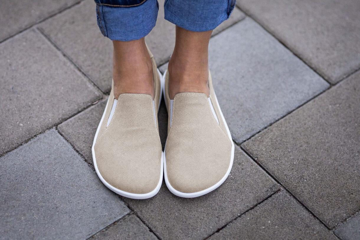 Barefoot Sneakers - Be Lenka Eazy - Vegan - Sand '21 - 4