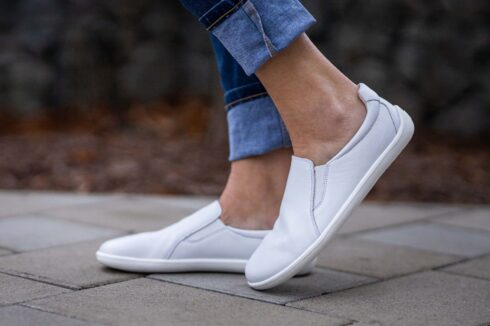 Barefoot Sneakers - Be Lenka Eazy - White - 2