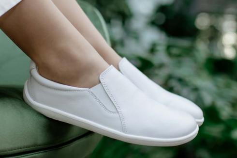 Barefoot Sneakers - Be Lenka Eazy - White - 1