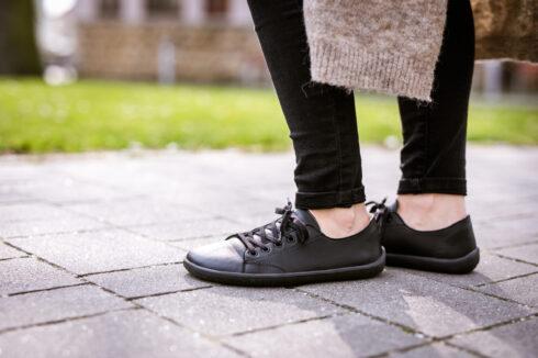 Barefoot Sneakers - Be Lenka Prime - Black - 2