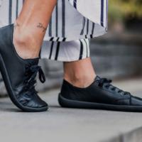 Barefoot Sneakers - Be Lenka Prime - Black - 1