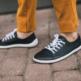 Barefoot Sneakers - Be Lenka Prime - Black & White - 6