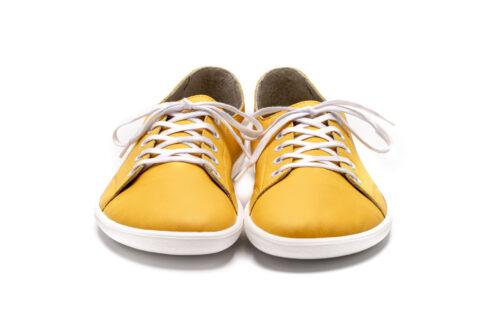 Barefoot Sneakers - Be Lenka Prime - Mustard - 3