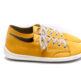 Barefoot Sneakers - Be Lenka Prime - Mustard - 4