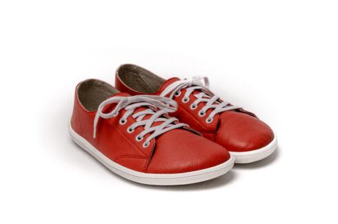 Barefoot Sneakers - Be Lenka Prime - Red - 4
