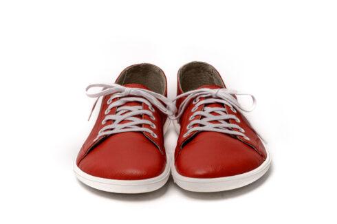 Barefoot Sneakers - Be Lenka Prime - Red - 5