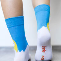 Barefoot Socks - Crew - Chick - 2