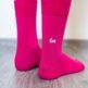 Barefoot Socks - Crew - Pink - 3