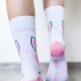 Barefoot Socks - Crew - Unicorn - 3