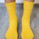 Barefoot Socks - Crew - Yellow - 2