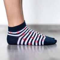 Barefoot Socks - Low-Cut - Anchor - 2
