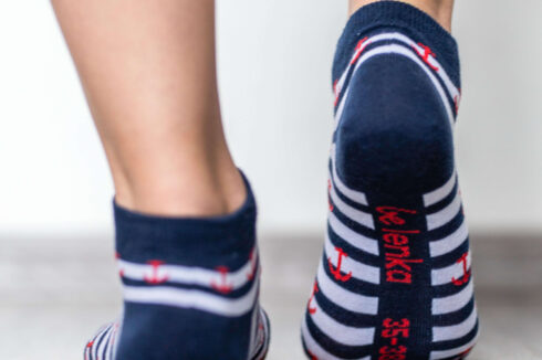 Barefoot Socks - Low-Cut - Anchor - 5