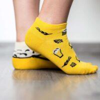 Barefoot Socks - Low-Cut - Beer - 2
