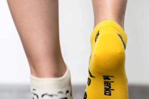 Barefoot Socks - Low-Cut - Beer - 5