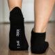 Barefoot Socks - Low-Cut - Black - 4