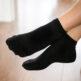 Barefoot Socks - Low-Cut - Black - 5
