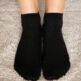 Barefoot Socks - Low-Cut - Black - 1