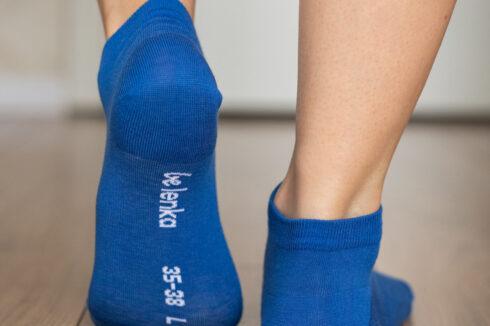 Barefoot Socks - Low-Cut - Blue - 2