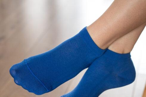 Barefoot Socks - Low-Cut - Blue - 3