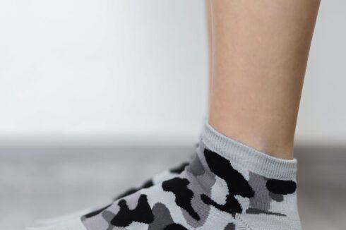 Barefoot Socks - Low-Cut - Camouflage - 2
