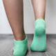 Barefoot Socks - Low-Cut - Cherry Blossom - 2