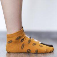 Barefoot Socks - Low-Cut - Coffee - 2