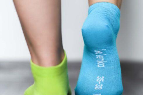 Barefoot Socks - Low-Cut - Dandelion - 4