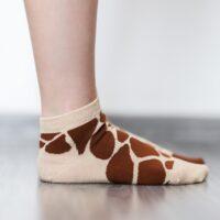 Barefoot Socks - Low-Cut - Giraffe - 2