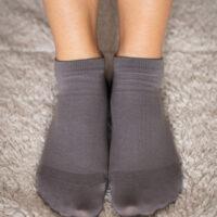Barefoot Socks - Low-Cut - Grey - 1