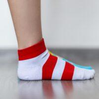 Barefoot Socks - Low-Cut - Lighthouse - 2
