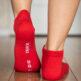 Barefoot Socks - Low-Cut - Red - 4