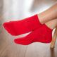 Barefoot Socks - Low-Cut - Red - 5