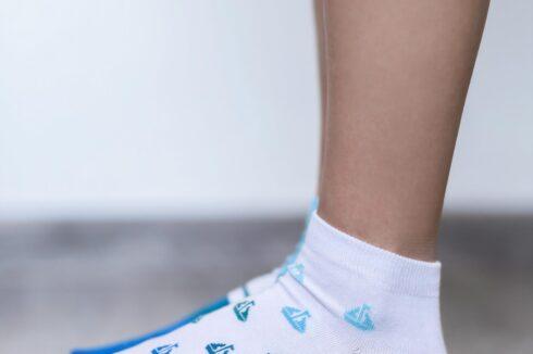 Barefoot Socks - Low-Cut - Sailboat - 3