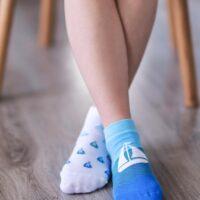 Barefoot Socks - Low-Cut - Sailboat - 1