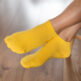 Barefoot Socks - Low-Cut - Yellow - 5