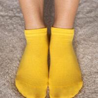Barefoot Socks - Low-Cut - Yellow - 1