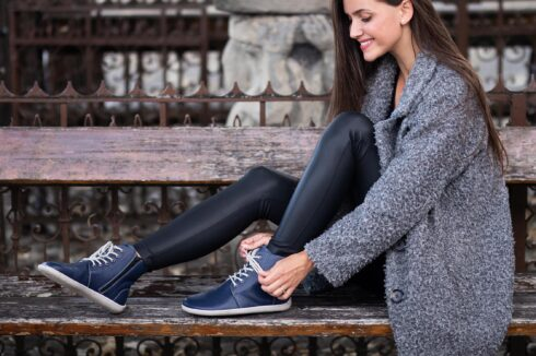 Barefoot shoes – Be Lenka Nord – Navy - 6