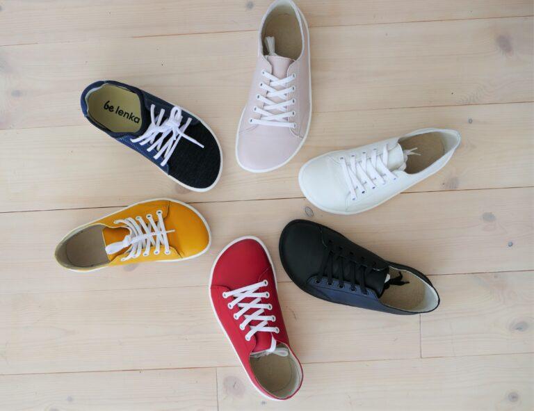 Barfotaskor för barn och vuxna – Checklista: är dina skor bra för din fothälsa?