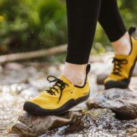 Barefoot Shoes Be Lenka Trailwalker - Mustard - 2