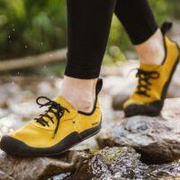 Barefoot Shoes Be Lenka Trailwalker - Mustard - 1