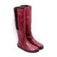 Barefoot long boots – Be Lenka Sierra - Ruby - 3