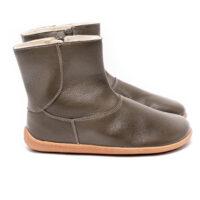 Barefoot shoes – Be Lenka Polar - Olive Green - 3
