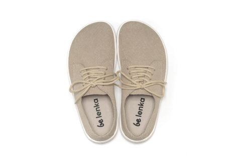 Barefoot Shoes - Be Lenka City - Vegan - Sand - 6