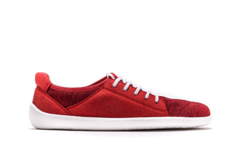 Barefoot Sneakers - Be Lenka Ace - Vegan - Red - 1